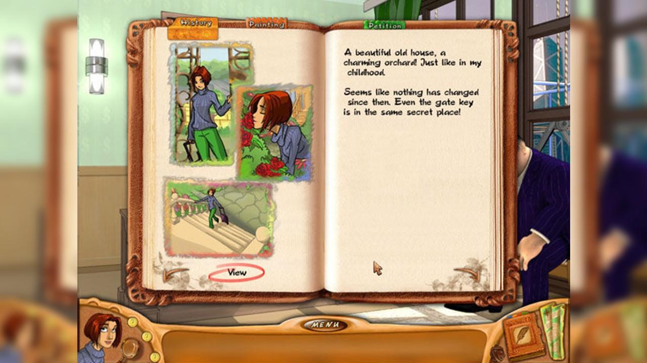 Screenshot from Natalie Brooks: Secrets Of Treasure House (4/5)