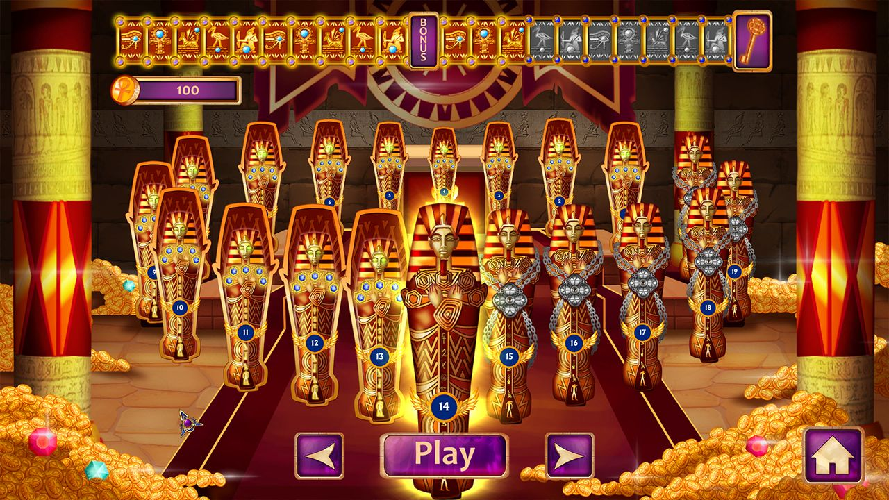 Screenshot from Ancient Stories: Gods of Egypt (6/10)