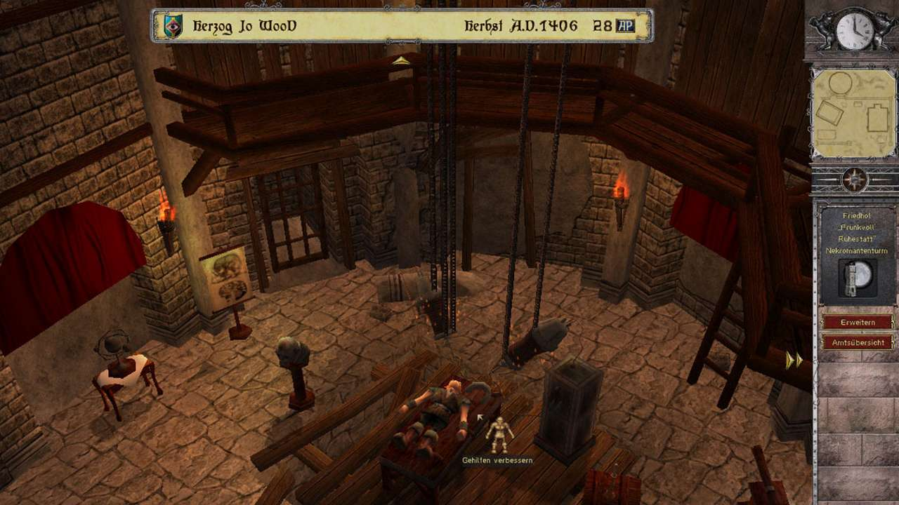 Screenshot from The Guild: Gold Edition (7/7)