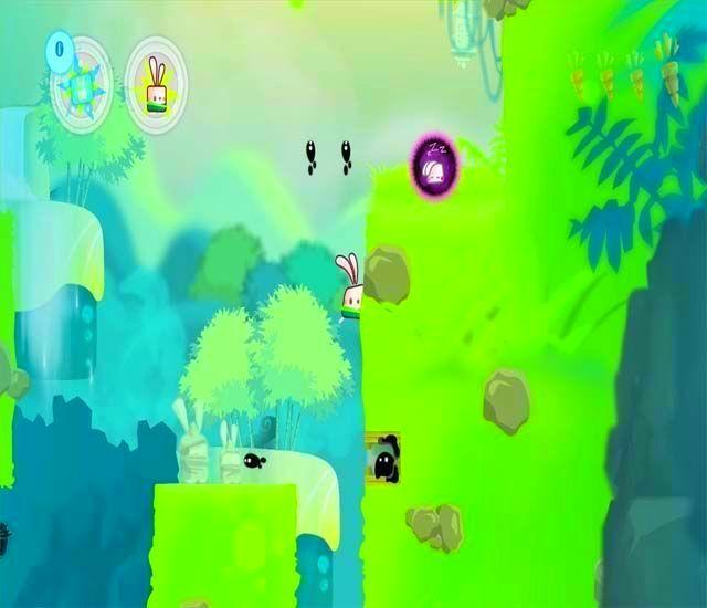 Screenshot from Kung Fu Rabbit (3/5)