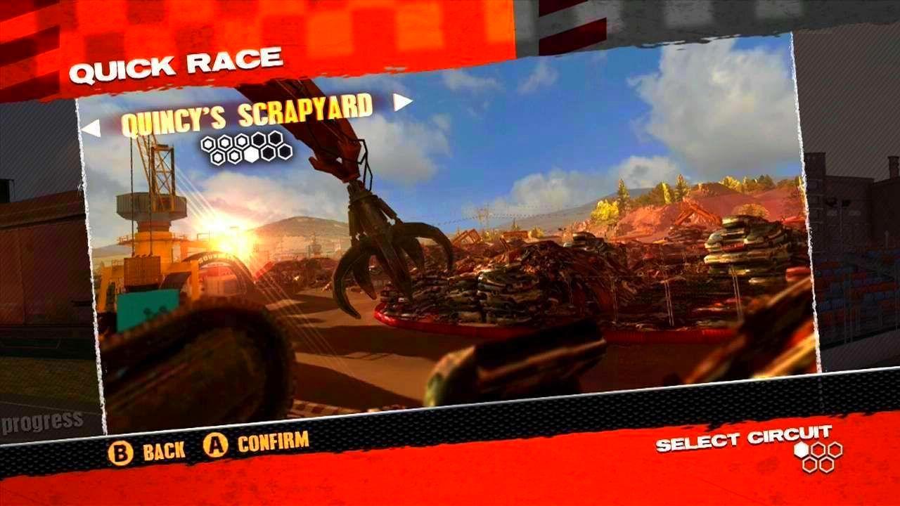Screenshot from Truck Racer (8/10)