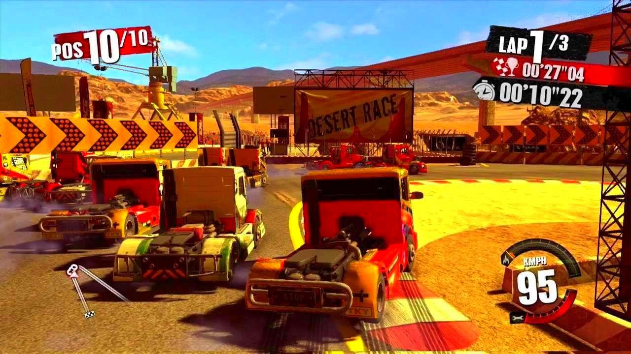 Screenshot from Truck Racer (7/10)