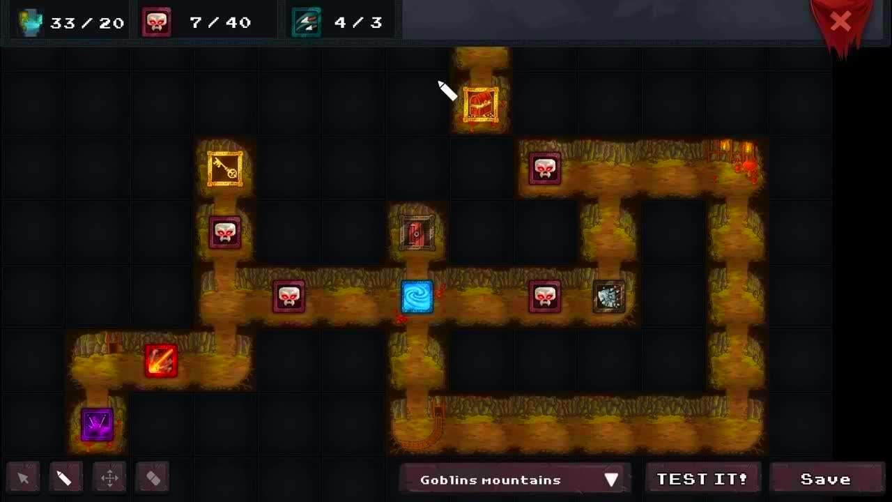 Screenshot from Dungeon Rushers (1/5)