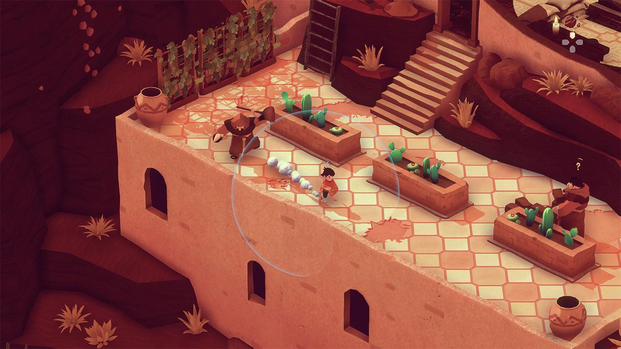 Screenshot from El Hijo - A Wild West Tale (1/5)
