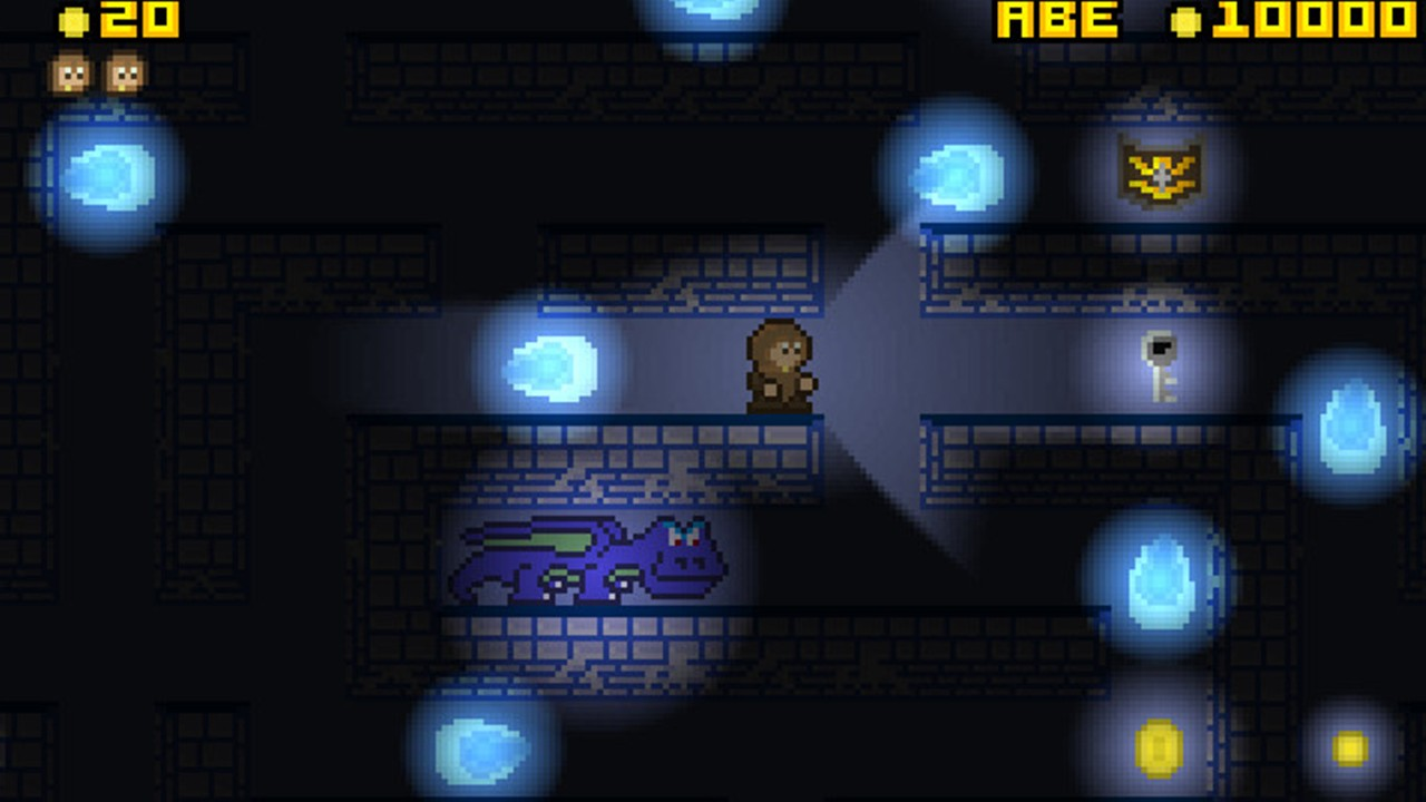 Screenshot from Instant Dungeon! (2/5)