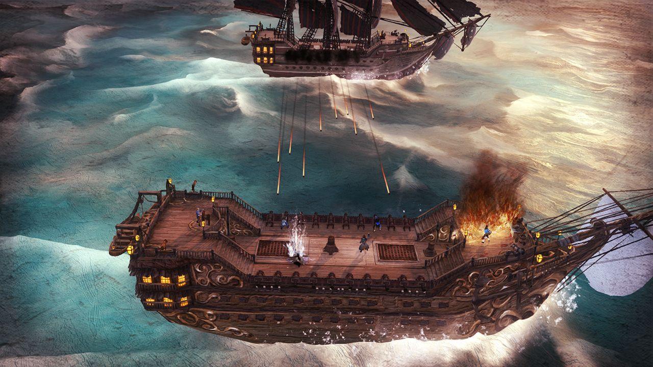 Screenshot from Abandon Ship (10/10)