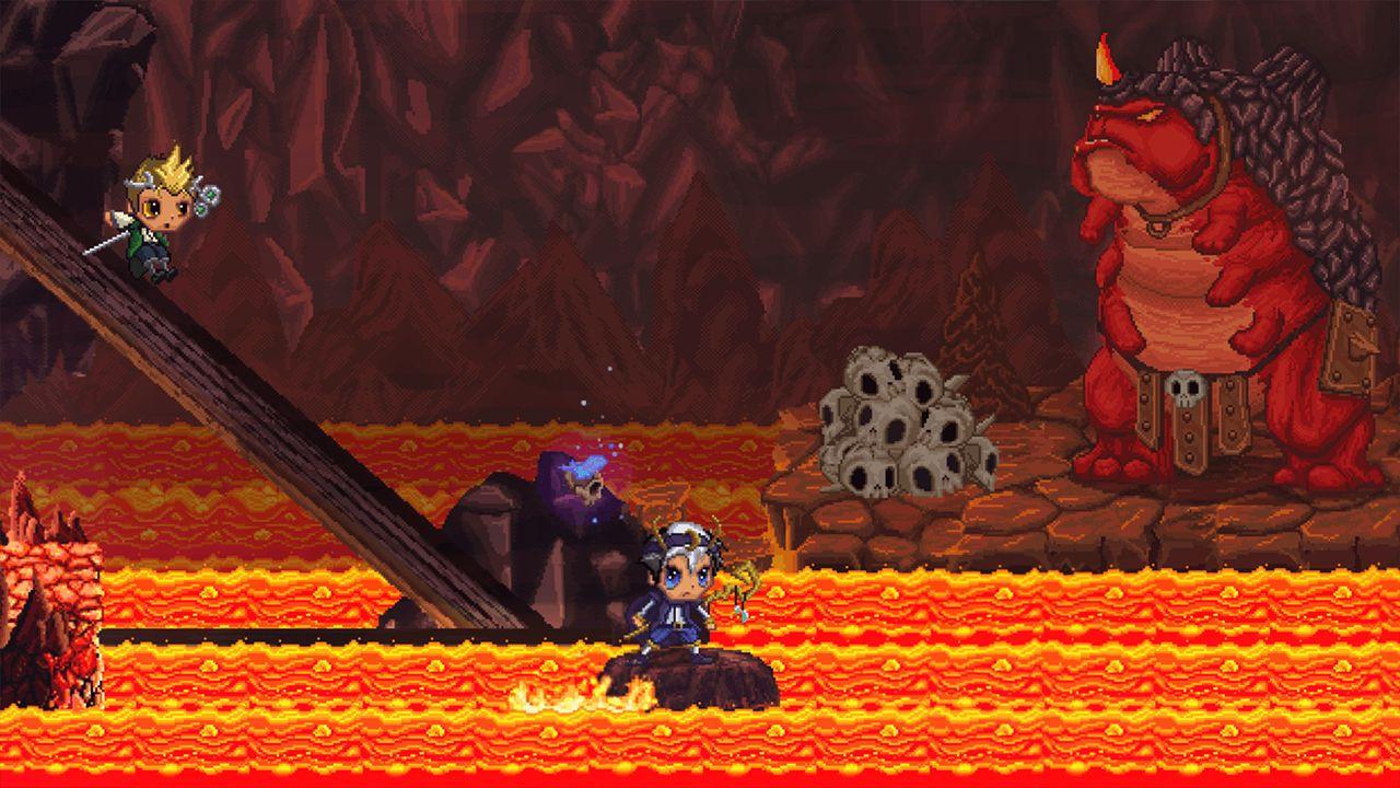 Screenshot from REZ PLZ (3/10)