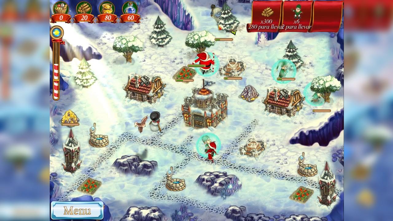 Screenshot from New Yankee 3: In Santa's Service (6/6)
