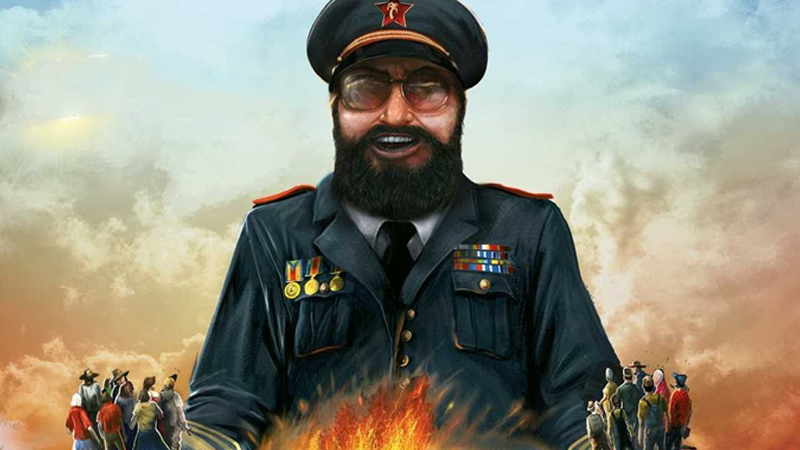 Tropico 4 and 7 other games added