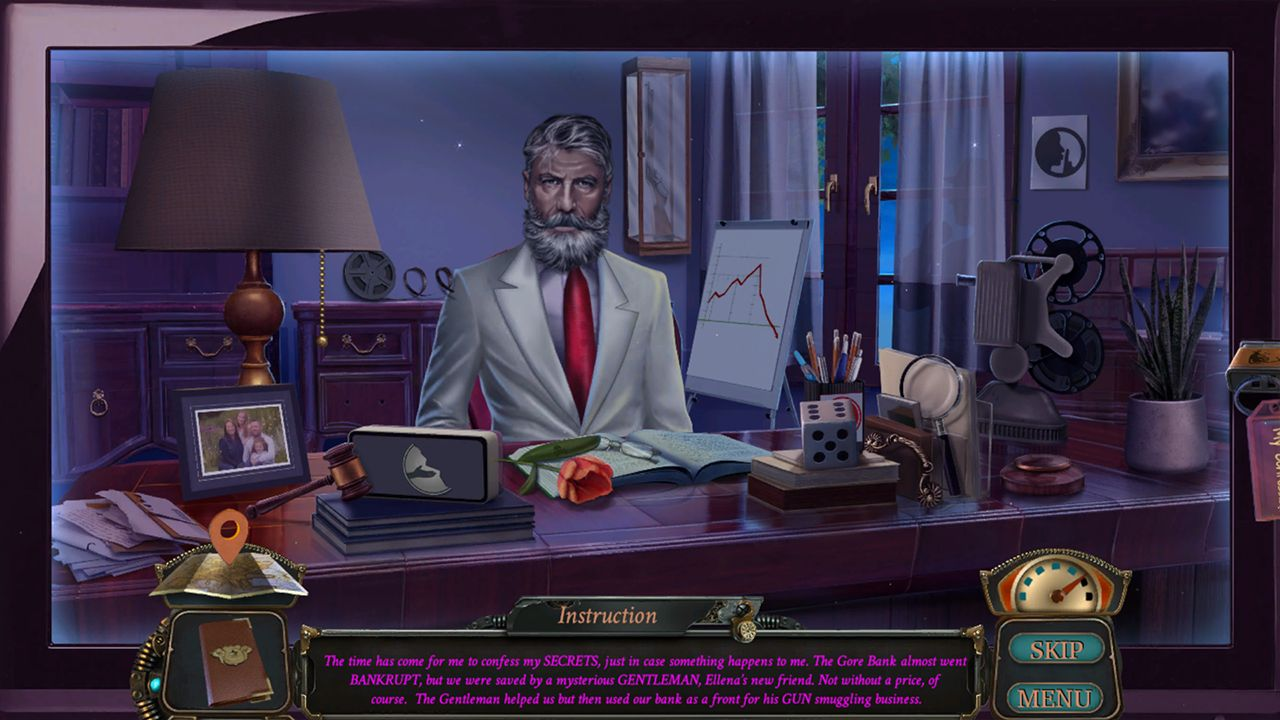 Screenshot from Family Mysteries: Poisonous Promises (5/10)