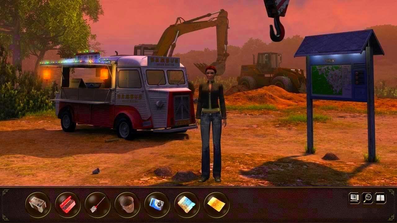 Screenshot from Secret Files 2: Puritas Cordis (5/10)