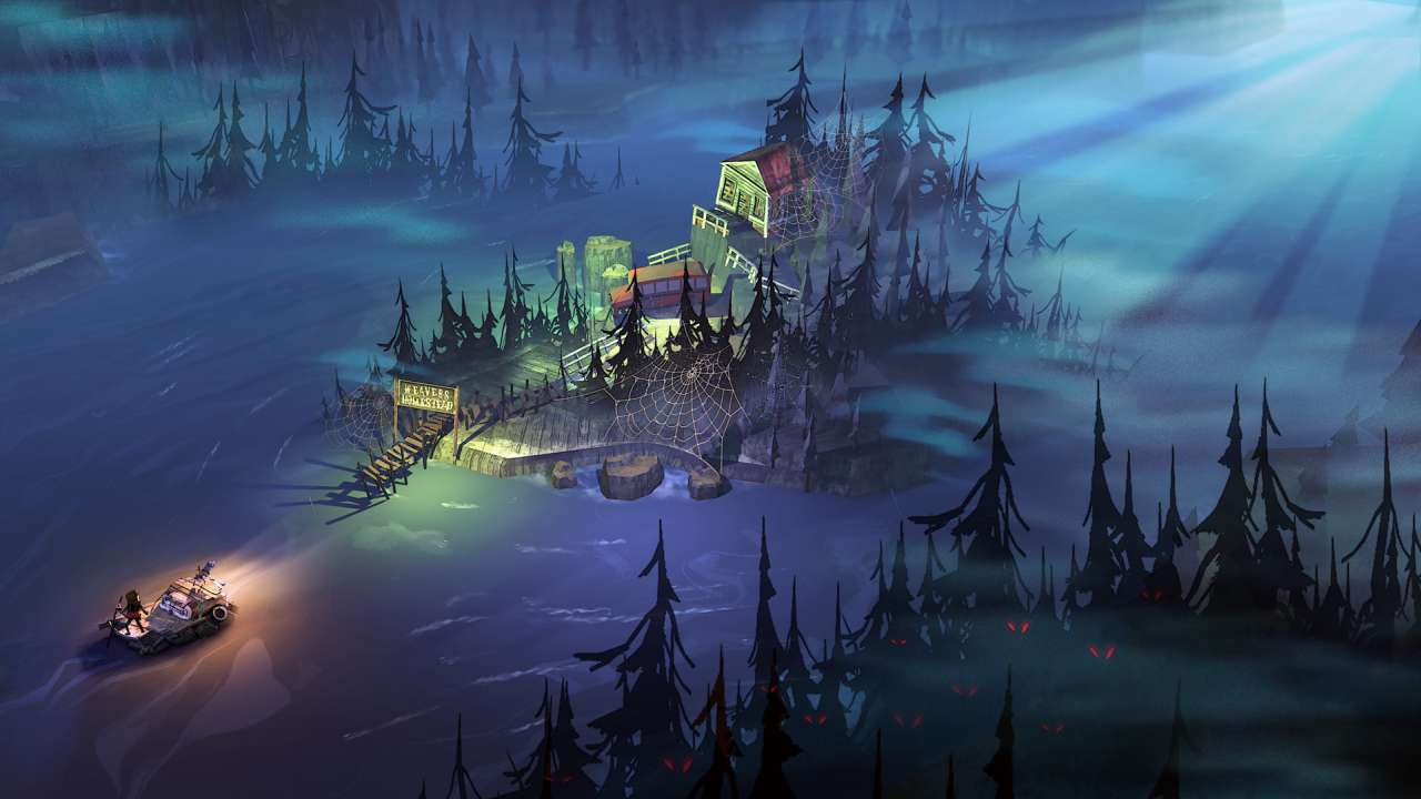 Screenshot from The Flame in the Flood (6/10)