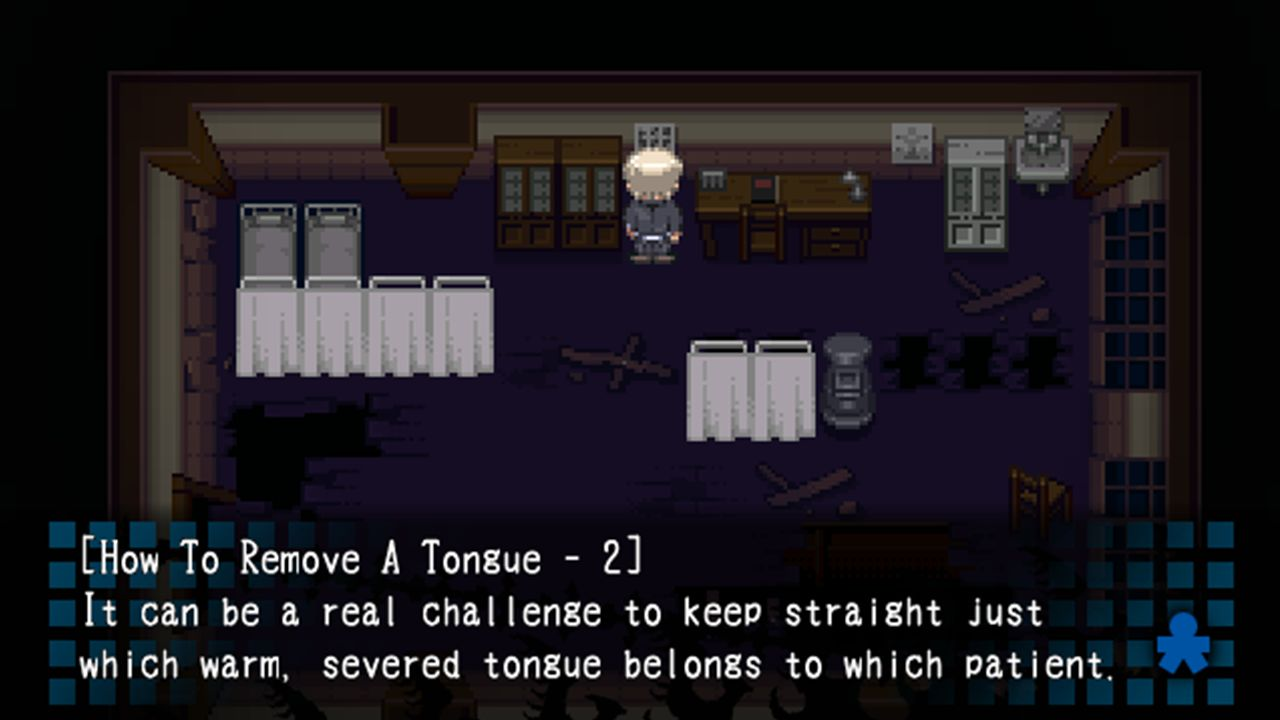 Screenshot from Corpse Party (5/5)