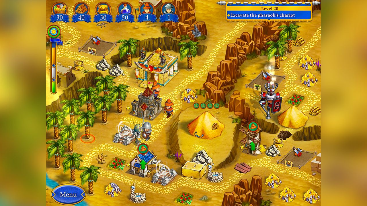 Screenshot from New Yankee 6: In Pharaoh's Court (5/8)