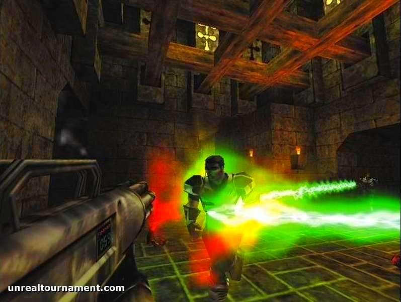 Screenshot from Unreal Tournament: Game of the Year Edition (8/10)