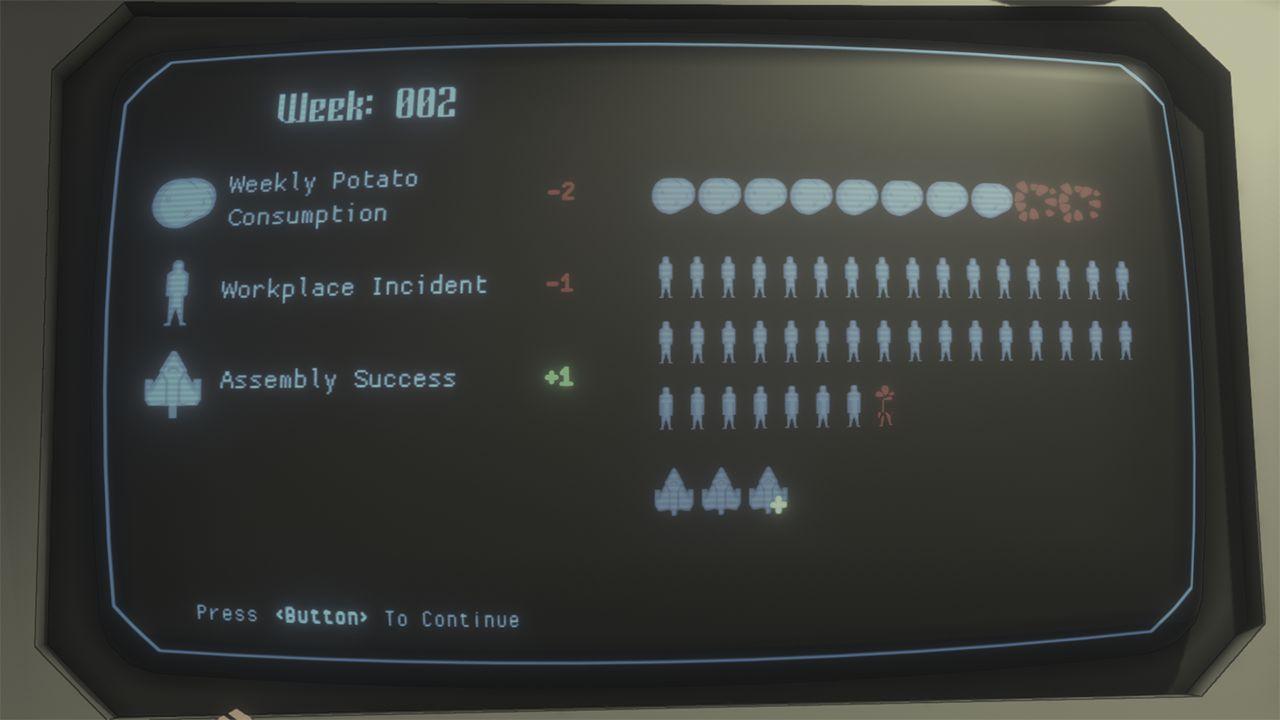 Screenshot from Kosmokrats (6/8)