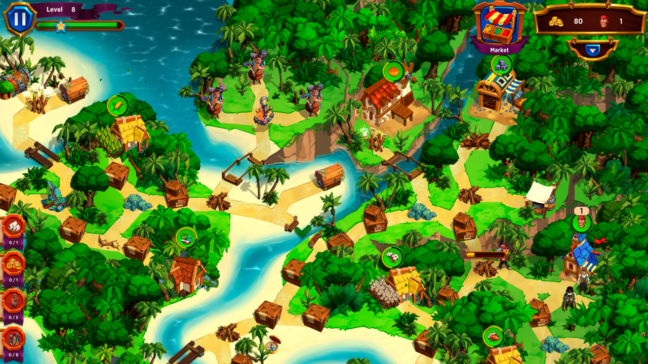 Screenshot from Merchants of the Caribbean Collector's Edition (5/5)