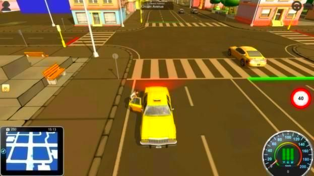 Screenshot from Taxi! (2/5)