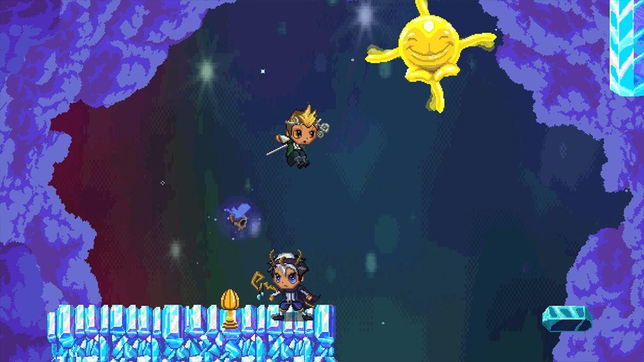 Screenshot from REZ PLZ (9/10)