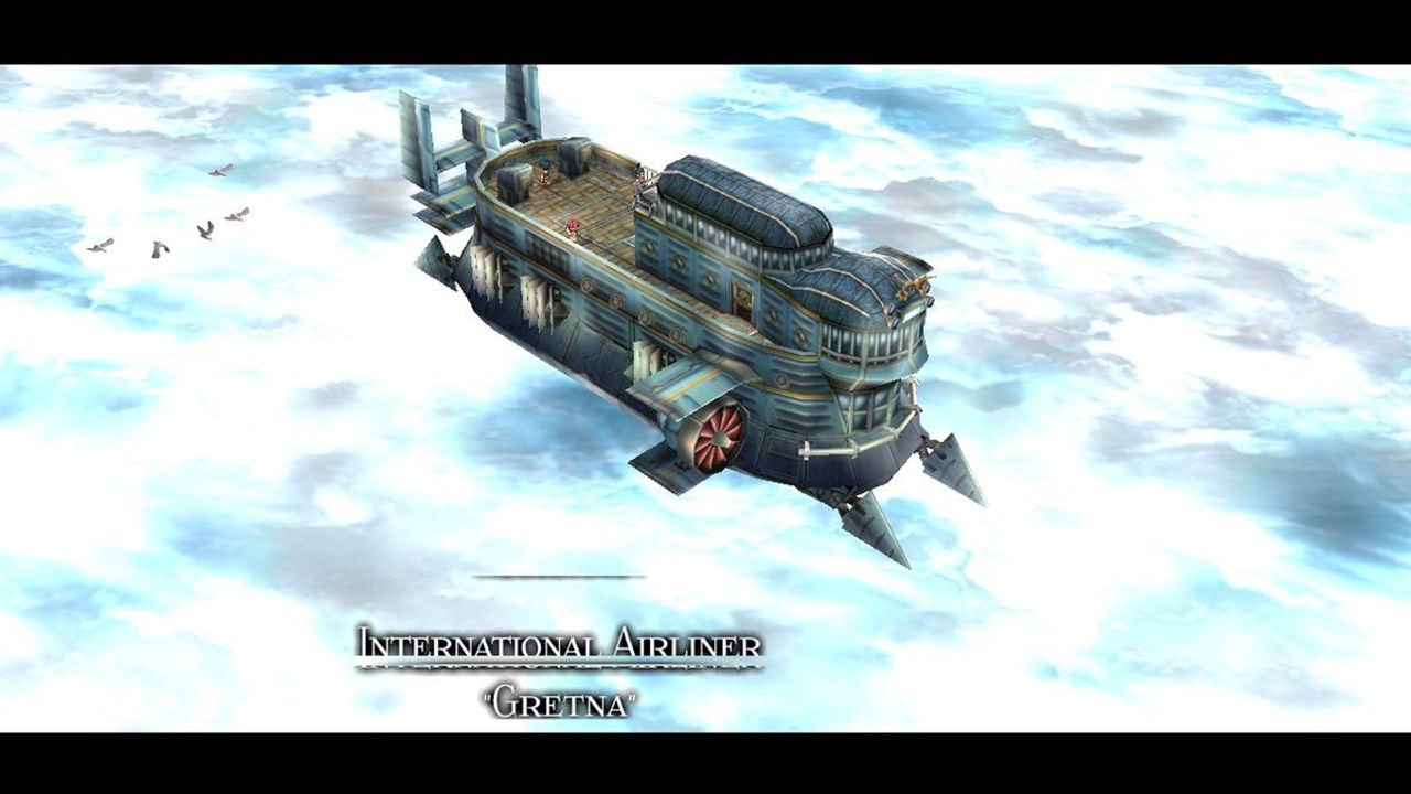 Screenshot from The Legend of Heroes: Trails in the Sky the 3rd (3/5)