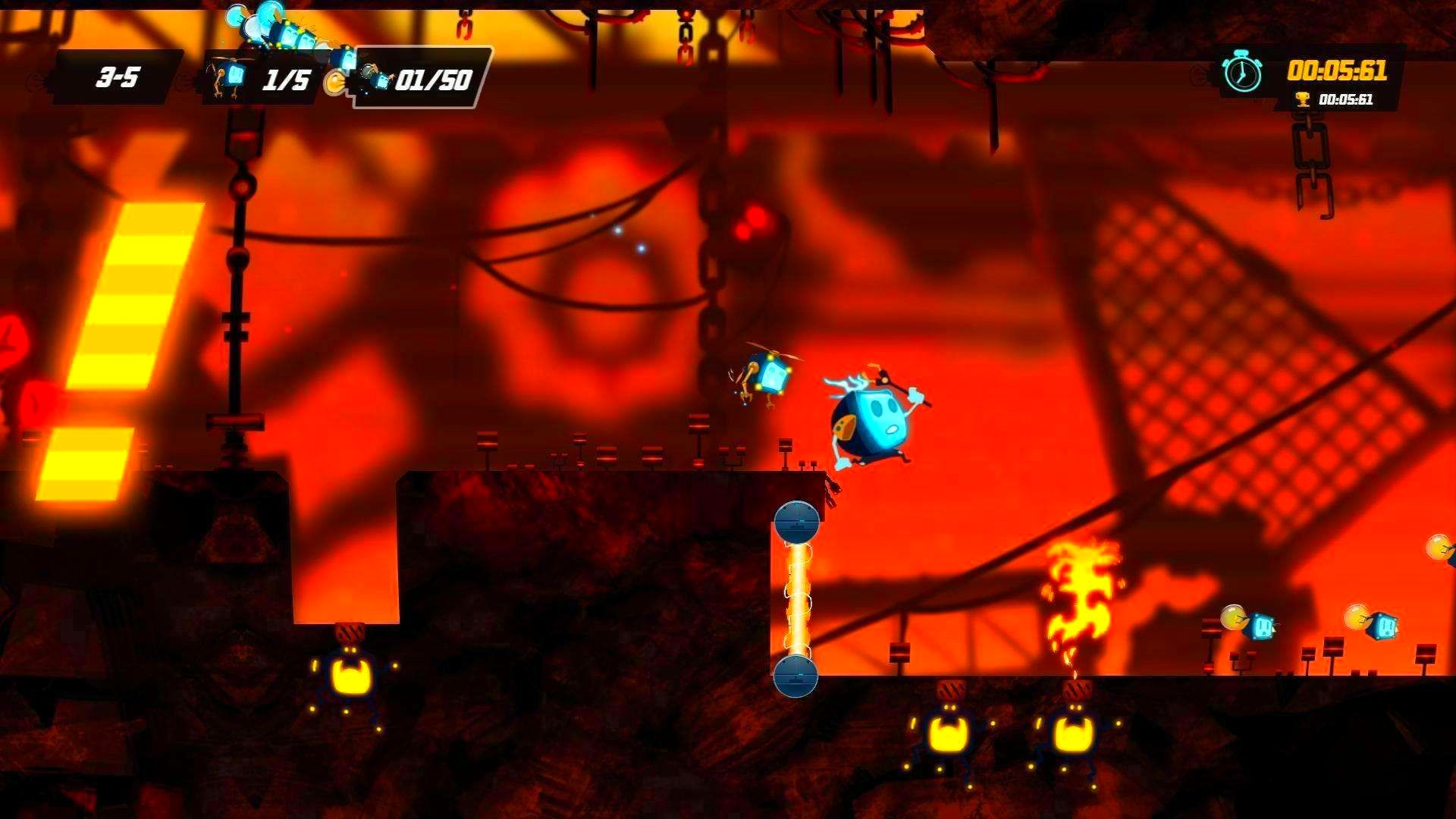 Screenshot from Mechanic Escape (3/5)