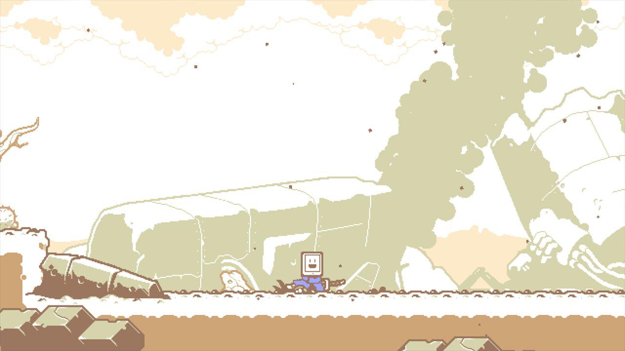 Screenshot from Kunai (6/7)