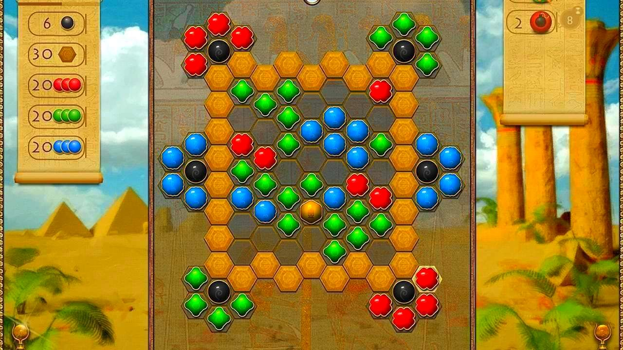 Screenshot from Hexus (8/8)