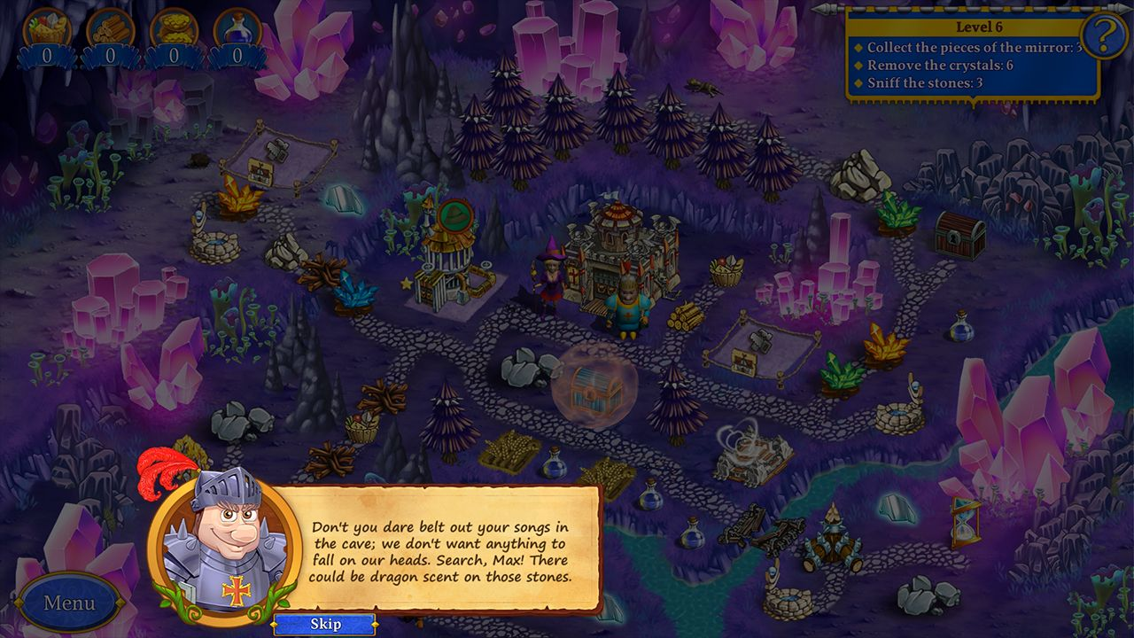 Screenshot from New Yankee 9: The Evil Spellbook Collector's Edition (3/10)
