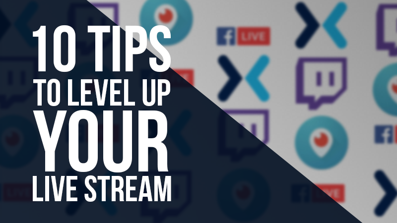 60% of Streamers Failed After This: 10 Tips to Avoid Their Mistake and Level Up Your Live Stream