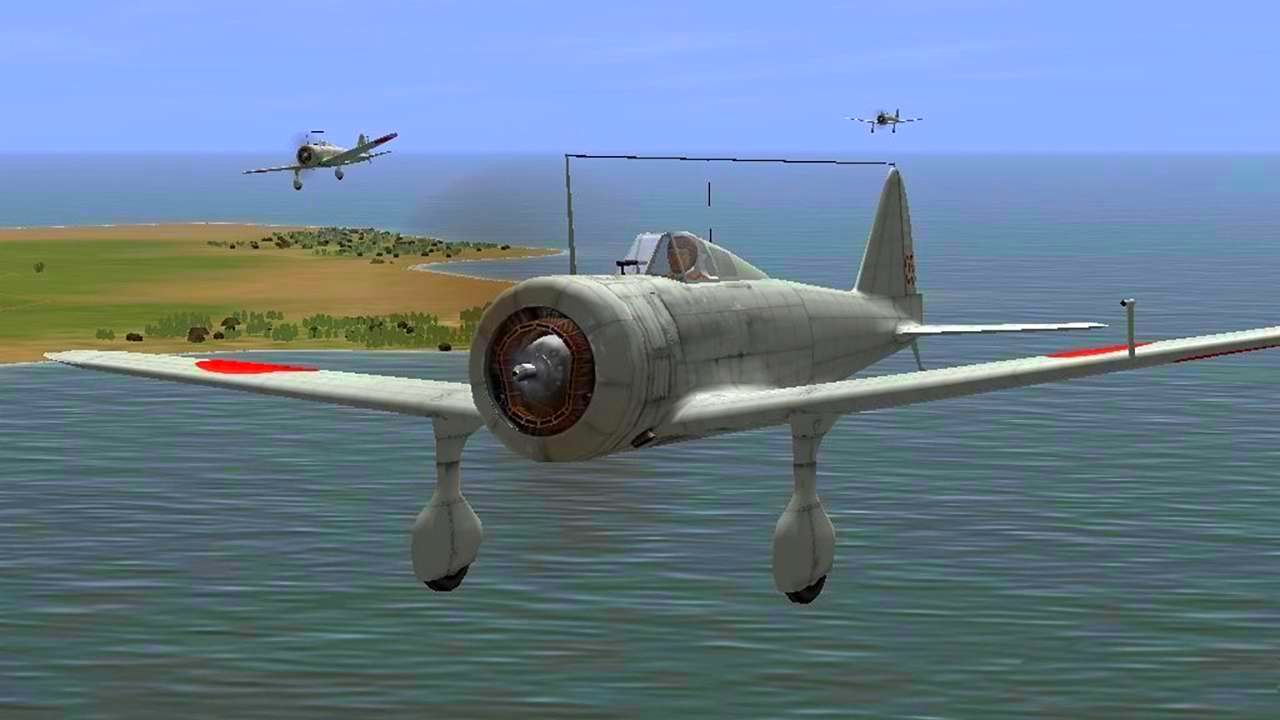 Screenshot from IL-2 Sturmovik 1946 (8/8)
