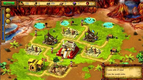 Screenshot from Moai: Build Your Dream (3/6)