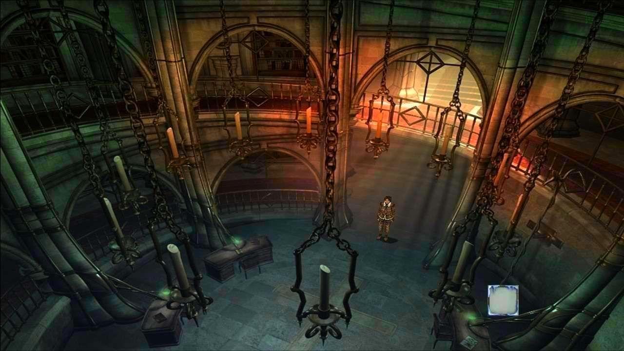 Screenshot from Syberia II (1/6)