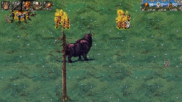 Screenshot from Tribal Pass (9/9)