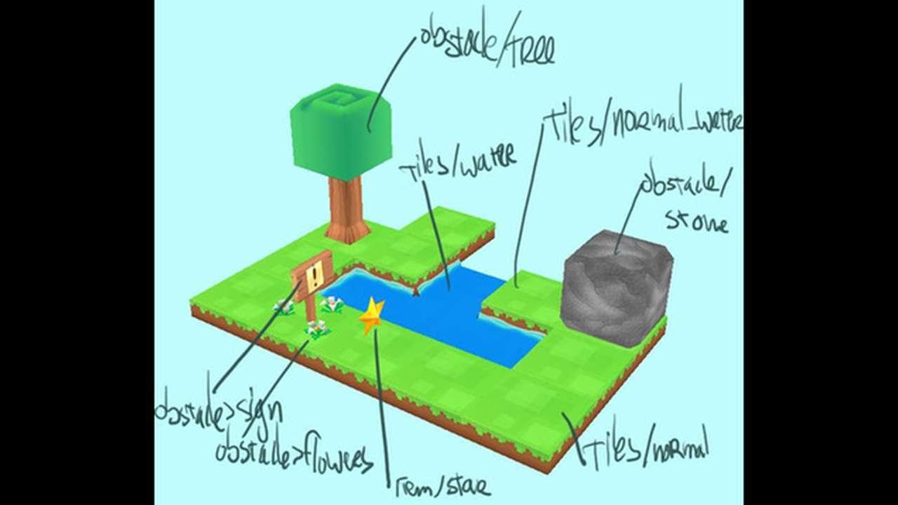 Screenshot from Cube - Gardens of Zen (4/5)