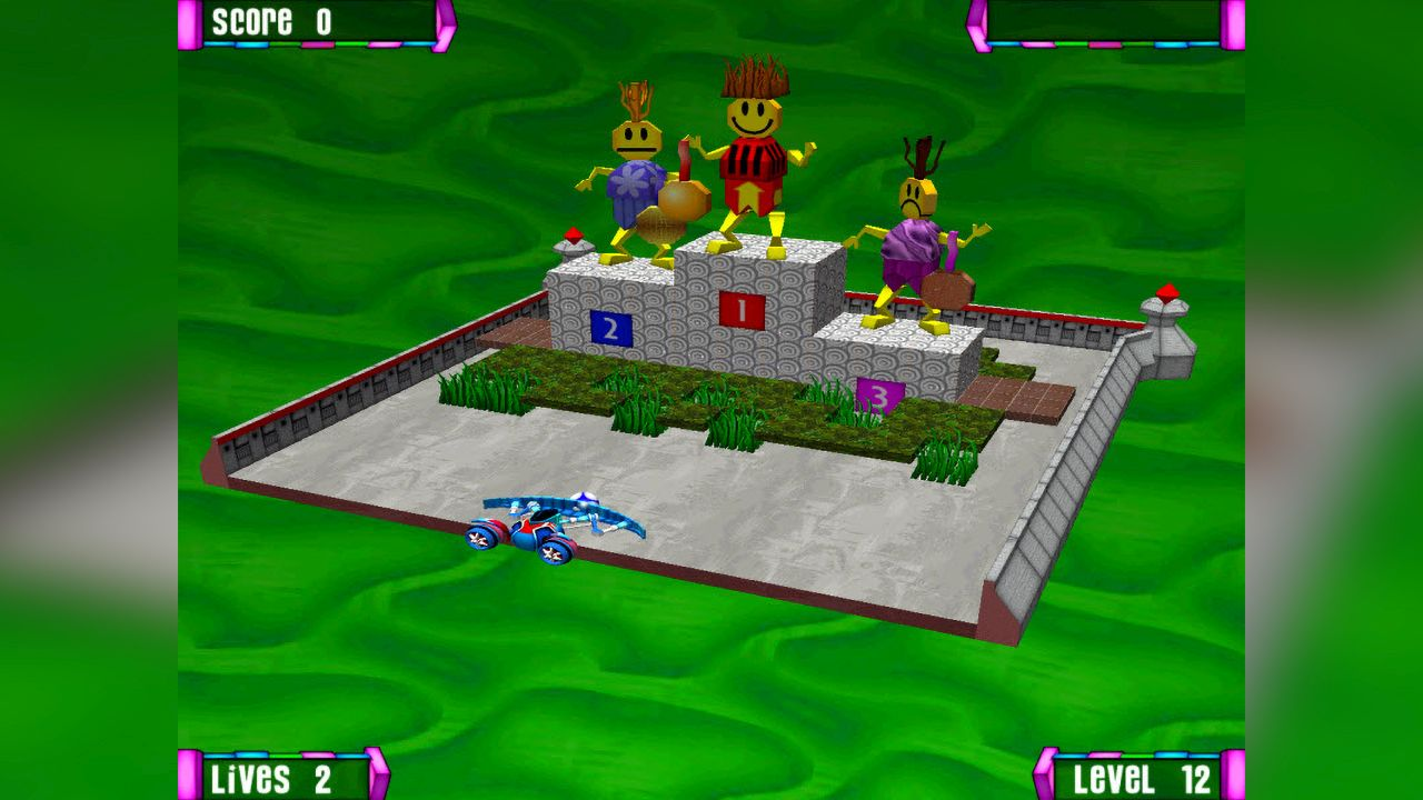 Screenshot from Smash Frenzy 2 (1/8)