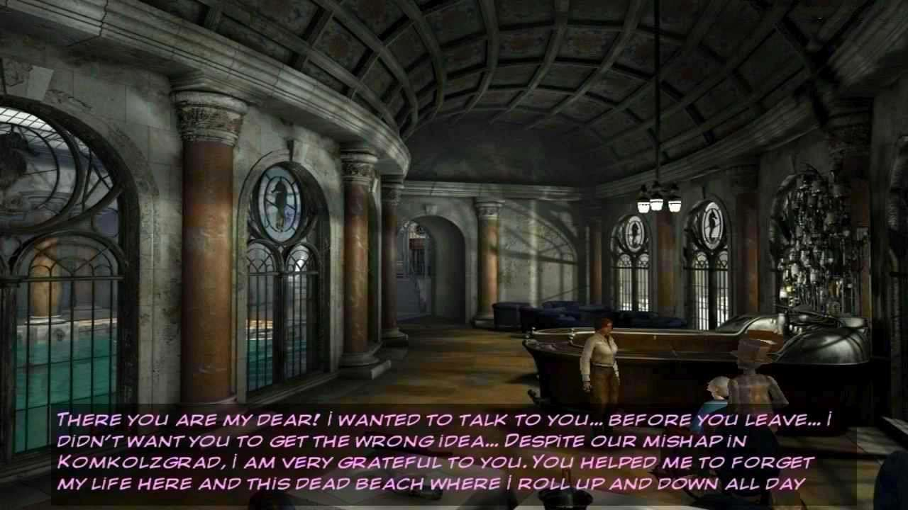 Screenshot from Syberia (5/8)
