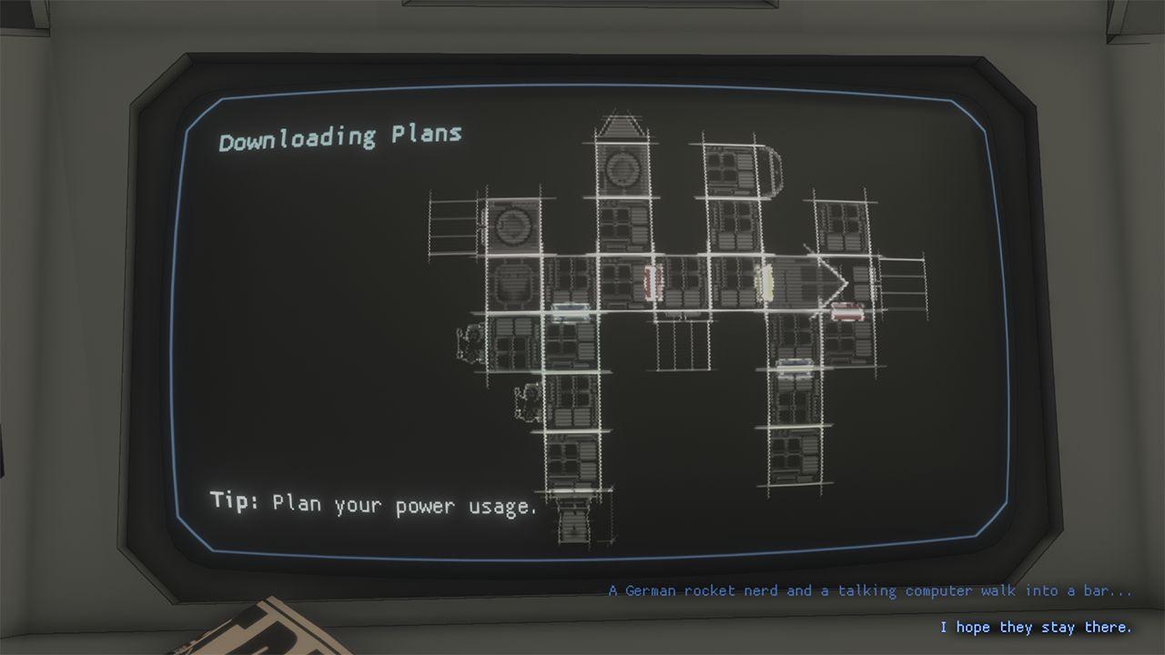 Screenshot from Kosmokrats (4/8)