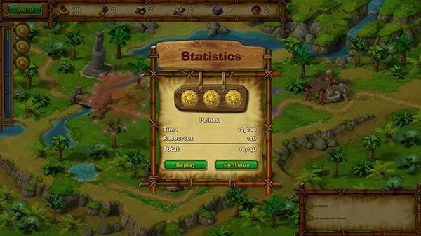 Screenshot from Moai: Build Your Dream (1/6)