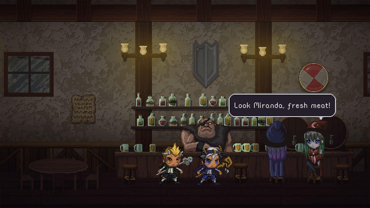 Screenshot from REZ PLZ (10/10)