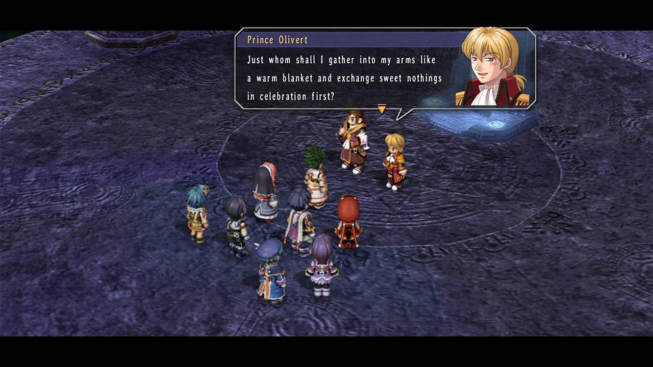 Screenshot from The Legend of Heroes: Trails in the Sky the 3rd (4/5)