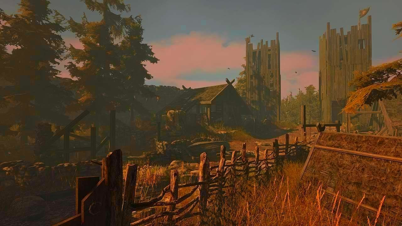 Screenshot from Through the Woods (10/10)