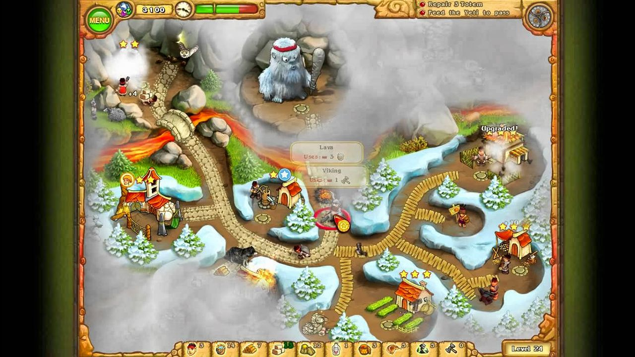 Screenshot from Island Tribe 4 (2/6)