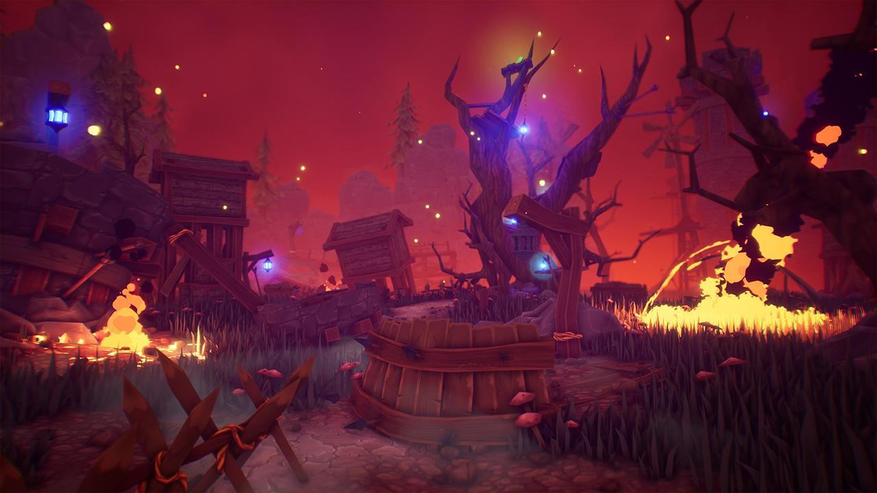Screenshot from Pumpkin Jack (3/9)