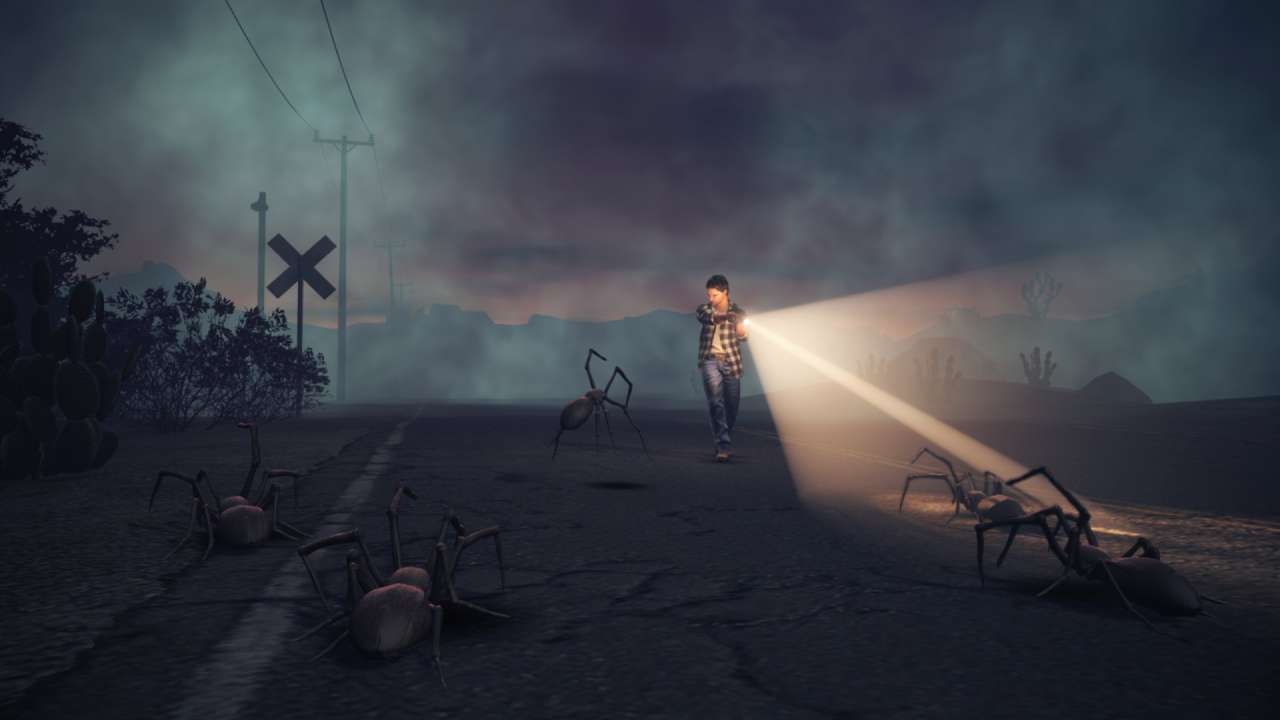 Screenshot from Alan Wake's American Nightmare (2/8)