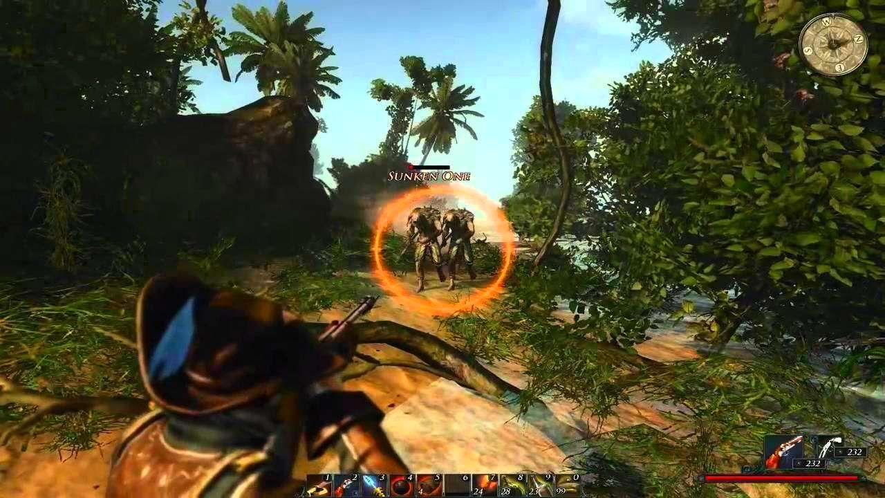 Screenshot from Risen 2: Dark Waters (10/10)