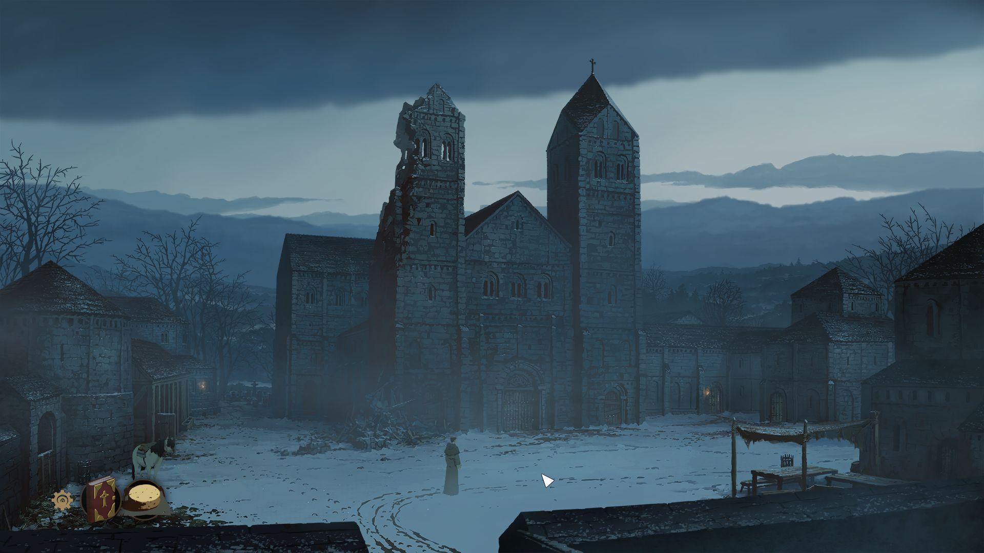 Screenshot from Ken Follett's The Pillars of the Earth (9/10)
