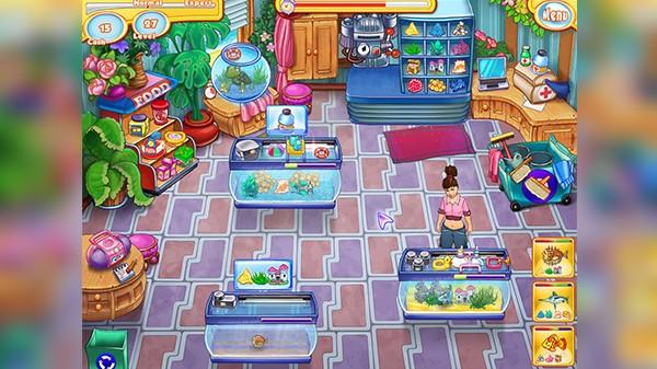 Screenshot from Jenny's Fish Shop (5/6)