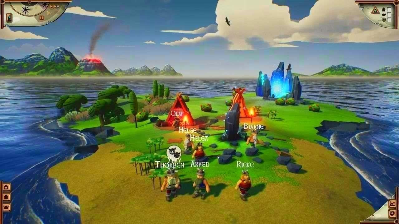Screenshot from Valhalla Hills (1/6)