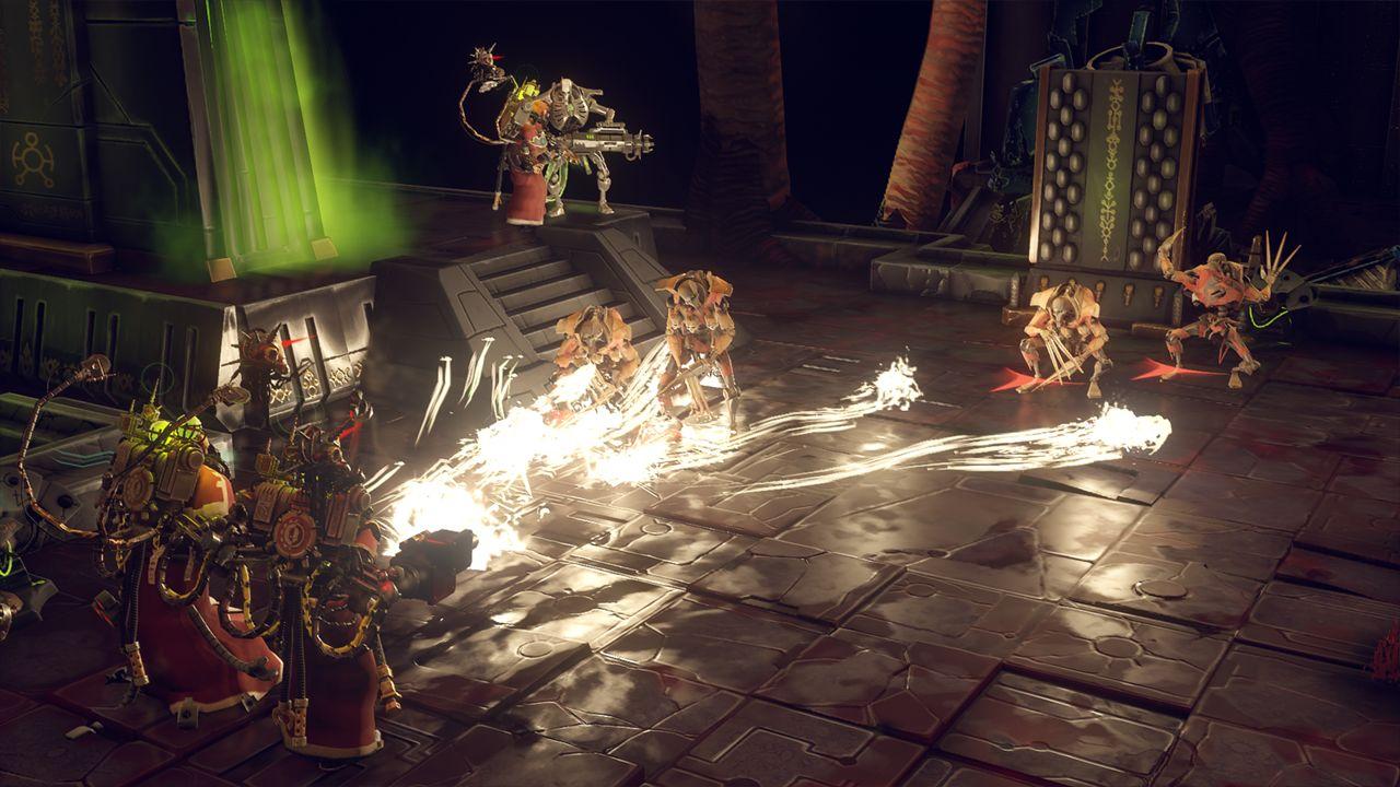 Screenshot from Warhammer 40,000: Mechanicus (2/9)