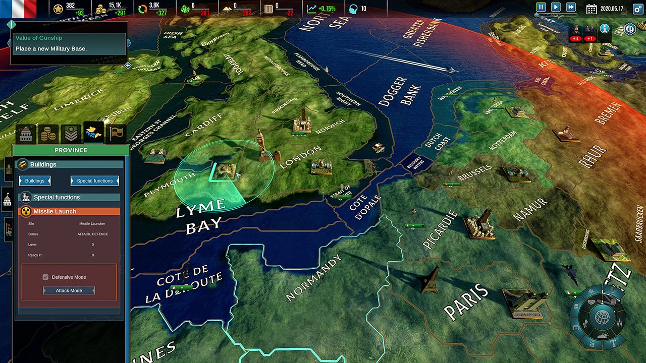 Screenshot from Realpolitiks II (9/9)